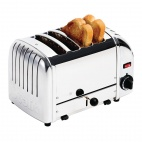 F209 4 Slot Bread Toaster