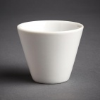 Conical Ramekin White 70mm