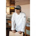Calgary Cool Vent Unisex Chefs Jacket White L