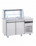 ZQV999 421 Ltr Refrigerated Saladette Counter