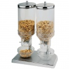 CF268 Double Cereal Dispenser