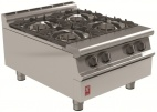 Dominator Plus G3124/P Four Burner Propane Gas Boiling Top