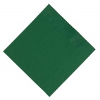 Lunch Napkin 330mm Dark Green