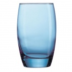 CJ483 Salto Ice Blue Hi Balls Glasses 350ml