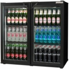 MAXI MAXI-HG 202 Bottle Double Door Bottle Cooler