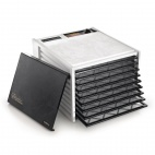 White Excalibur CD027 9 Tray Dehydrator
