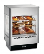Heated Food Display Merchandisers