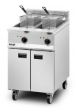 Opus 800 OE8113 2 x 17 Ltr Electric Twin Tank Fryer
