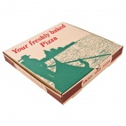 GG999 Pizza Boxes 14""