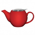 Cafe Teapot 510ml Red