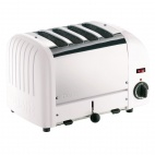 F211 4 Slot Bread Toaster