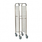 P473 Gastronorm Racking Trolley