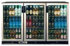 ZXS3 324 Bottle Triple Door Bottle Cooler
