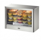 LPW/LR Pie Cabinet With Illuminated And Humidity Feature