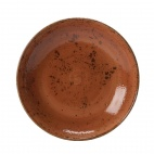 Craft Terracotta Coupe Bowls 255mm