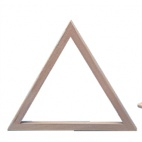 Wooden Heat Triangles