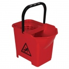 S222 Colour Coded Mop Bucket