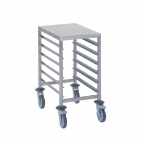 GN 1/1 Racking Trolley 7 Levels