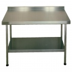 F20600Z Stainless Steel Wall Table (Self Assembly)