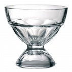 E004 American Round Sundae Glasses 300ml