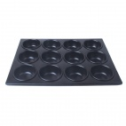 C562 12 Cup Muffin Tray
