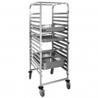 GG499 Gastronorm Racking Trolley 15 Level
