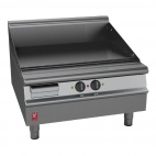 Dominator Plus E3481 800mm Wide Smooth Electric Griddle