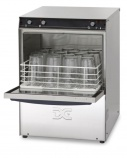 SG40 IS D 400mm 18 Pint Standard Glasswasher With Drain Pump & Integral Softener