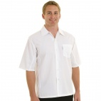 A912-L Cool Vent Chefs Shirt - White