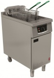E401F 20 Ltr Electric Fryer with Electric Filtration