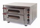 50/2 Little Italy Twin Deck Electric Midi Pizza Oven