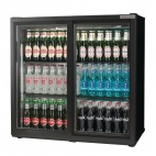 POPULAR POPULAR-SL 156 Bottle Double Door Bottle Cooler