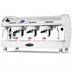 PID3 Espresso Coffee Machine 3 Group White