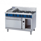 Oven Ranges With Griddle