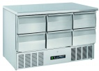 BCC3-6D-ECO Refrigerated Prep Counter