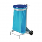 CE010 Collecroule Blue Mobile Sack Trolley