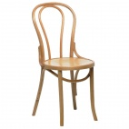 CF140 Bentwood Bistro Sidechair Natural (Box 2)