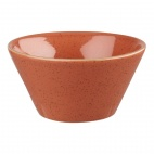 Churchill Stonecast Spiced Orange Dipping Pot 3oz