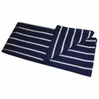 CE146 Butchers Stripe Chef Towel