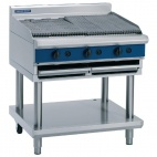 Evolution G596-LS 900mm LPG Gas Chargrill