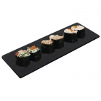 Smooth Edged Slate Platter 280x100mm