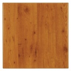 Werzalit Square Table Top Pine 600mm