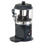 Black Hot Chocolate & Sauce Maker