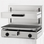SAE560-11 Electric Adjustable Heat Source Salamander Grill