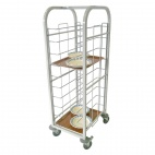 P103 Self Clearing Trolley - Single