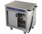 HC20MS Plain Top Mobile Hot Cupboard