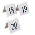 L984 Plastic Table Number Set