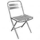 U420 Foldaway Chair (Pack of 4)