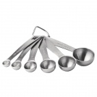 GL873 Measuring Spoons Set of 6