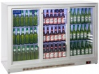 NT3SVS 300 Ltr Silver Triple Sliding Door Bottle Cooler